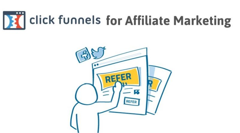 Use ClickFunnels For Affiliate Marketing